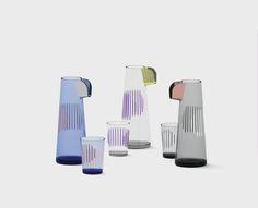 Defne Koz, Formafantasma, and HLK for Nude Glass