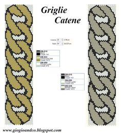 Схемы мозаикой и кирпичным плетением | VIP бижутерия
