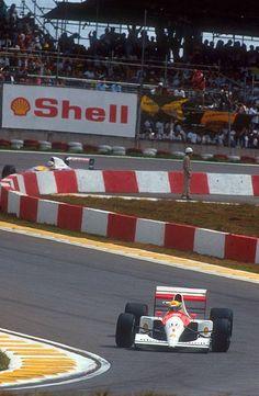 Senna. 1988 McLaren MP4/4