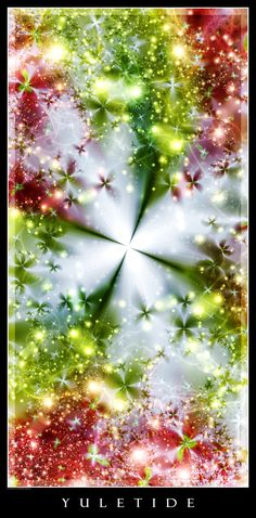 Another floral one... Created with Ultra Fractal 3.04 Poster Print @ Zazzle.com