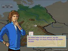 Lernabenteuer Deutsch - Das Geheimnis der Himmelsscheibe - iPad, iPhone DAF App