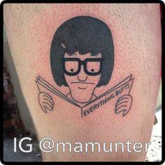I like butts. Mike Munter at Hunter Gatherer Tattoo Philadelphia, PA - Imgur