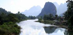 Laos - Luang Prabang to Vang Vieng