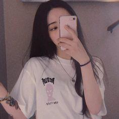 Ulzzang Girl Selca, Ulzzang Korean Girl, Cute Korean Girl, Cute Asian Girls, Girl Korea, Uzzlang Girl, Best Friend Photos, Girl Photography Poses, Aesthetic Girl