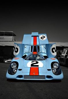 1970 Porsche 917K | Kurzheck | Short Tail | Winner of the 24...