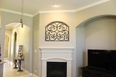 IMG_9687 Decor, Niche Decor, Wrought, Home Decor, Fireplace