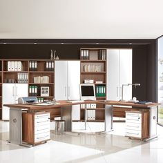 Where To Place Contemporary Home  Ergonomic Office Desks And How To Make Them Work In Your Interior | Furniture In Fashion Blog