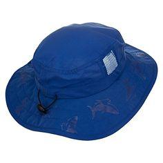 Sun Protection Zone Kids UPF 50+ Safari Sun Hat, Blue Sha... https://www.amazon.com/dp/B00W7Z45HU/ref=cm_sw_r_pi_dp_x_H9v4ybEV4KYNH