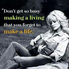 Dolly Parton. ...