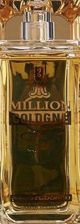 PACO  Rabanne 1 Million Cologne Eau de Toilette Spray 125 ml Paco Rabanne 1 MILLION COLOGNE 125ml Eau de Toilette EDT (Barcode EAN = 3349668530045). http://www.comparestoreprices.co.uk/december-2016-week-1/paco-rabanne-1-million-cologne-eau-de-toilette-spray-125-ml.asp