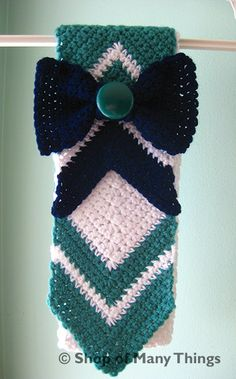 Sailor Neptune Scarf by ShopOfManyThings on Etsy