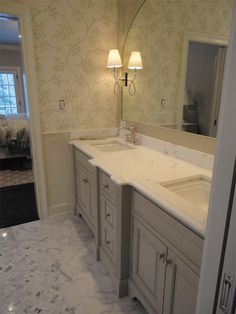 Marble And Bathroom Vanity
