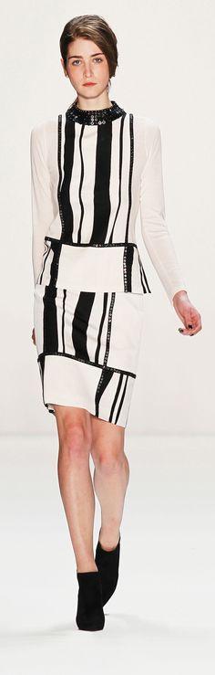 Rena Lange - Fall 2013  Berlin Fashion Week