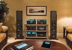 John Varvatos, Soho, Computer Vision, Equipment For Sale, Audio Equipment, Audiophile, Cloud Computing, Boombox, Logitech