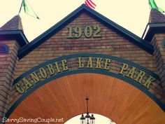 Is Canobie Lake Park in Salem New Hampshire Worth the Drive?