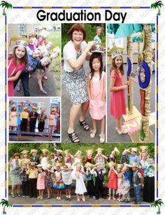 Behind the Scenes @ Graduation Graduation Day, Behind The Scenes, Kindergarten, Fun, Grad Parties, Kindergartens, Graduation, Preschool, Preschools
