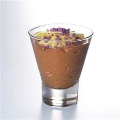 Chokolademousse opskrift med ananas - se den her