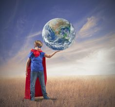The 3 Steps to Find Your Courage and Change the World | Think about who is counting on you. You're leading a community benefit organization and there are people out there counting on you to do your best. To help them. Perhaps save their lives. And yet, sometimes you hold back. It's time to get out of your comfort zone. Be bold enough.