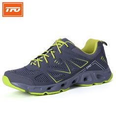 64c6fb803a25 TFO Aqua shoes men Upstream Shoes water hiking shoes Outdoor Amphibious  sport Antiskid Beach Tide Sneakers Quick dry climbing-in Upstream Shoes  from Sports ...