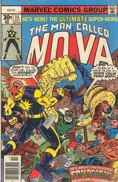 Nova #14 - Massacre at Truman High!