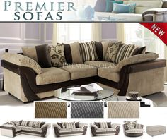 Fabric Conservatory More than 4 Seats Modern Sofas Corner Sofa, Modern Sofa, Conservatory, Ranges, Sofas, Couch, Fabric, Furniture, Home Decor