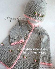 Children clothes Beanie - knit happy - happy knitting blog