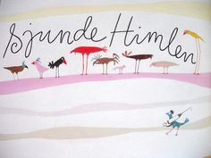 Sjunde Himlen by Olle Eksell by Hazel Terry, via Flickr