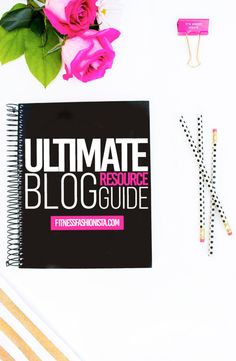 Ultimate Blog Resource Guide