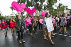 honolulu.jpg  Pictures From Women's Marches on Every Continent Crowds in hundreds of cities around the world gathered Saturday in conjunction with the Women's March on Washington. UPDATED JAN. 22, 2017
