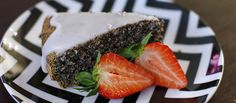 Makovec s citrónovou polevou My Recipes, Strawberry, Fruit, Food, Lemon, Essen, Strawberry Fruit, Meals, Strawberries