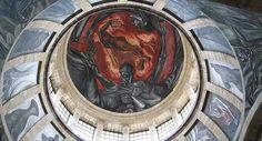 5 murales de José Clemente Orozco, en su 66 aniversario luctuoso