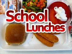 WHAT DO YOU THINK: Should tax dollars be spent promoting the National School Lunch Program?