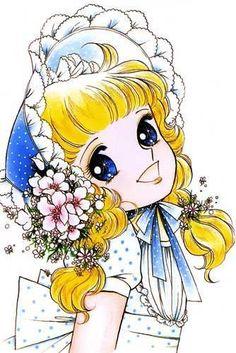 Feh Yes Vintage Manga — Igarashi Yumiko Old Anime, Manga Anime, Anime Art, Anime Comics, Imagenes Betty Boop, Candy Pictures, Wie Zeichnet Man Manga, Manga Illustration, Manga Drawing