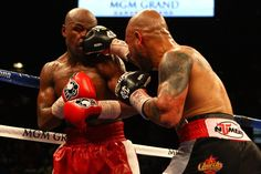 Boxing: Miguel Cotto vs Floyd Mayweather