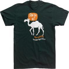 Que Dia Es? Spanish T-shirts High School Custom Tees Tshirts Camel Hump Day
