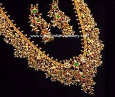 Grand Guttapusalu Necklace