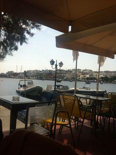 Yacht club @ Serifos