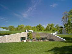 Earth Berm Architecture