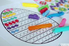 Kolorowanki Do Druku Wyklejania Plastelina I Malowania Na Wielkanoc Moje Dzieci Kreatywnie Crafts Arts And Crafts Diy