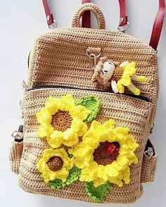 from crochet backpack slingbag sold out segera dikirim ke mery afrianti pontianak crochetbag backpack slingbag… Crochet For Kids, Diy Crochet, Crochet Crafts, Crochet Projects, Crochet Purse Patterns, Crochet Purses, Crochet Headband Free, Mochila Crochet, Crochet Phone Cases