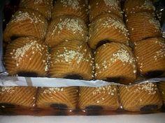 مقروض ليبي طيب ورائع Libyan Food, Moroccan, Bread, Sweet, Candy, Brot, Baking, Breads, Buns