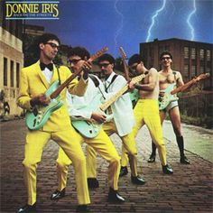 Back On The Streets. Released the 15th of July in 1980. #DonnieIris  http://www.roeht.com/back-streets/ #vinyl #records #music #AlbumArt #vinyllove