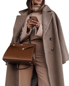 Mode Outfits, Winter Outfits, Fashion Outfits, Womens Fashion, Luxury Fashion, Looks Street Style, Looks Style, Winter Looks, Fall Looks