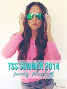TSS Summer Playlist 2014