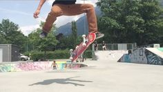 SLOW-MO MONDAY   TRE-FLIP - http://dailyskatetube.com/switzerland/slow-mo-monday-tre-flip/ - NEW SERIES ON MY CHANNEL CALLED SLOW-MO MONDAY. COPY RIGHT FREE MUSIC FROM: https://soundcloud.com/ataksi Everything Recorded with an Iphone 6. Source: https://www.youtube.com/watch?v=pxRomhImfvM