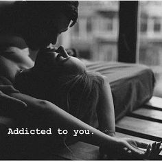 Image about love in Intimacy by Μαδαλινα on We Heart It Love Couple, Couples In Love, Romantic Couples, Couple Goals, Romantic Quotes, Inspirational Quotes About Love, Love Quotes, Sex Quotes, Qoutes