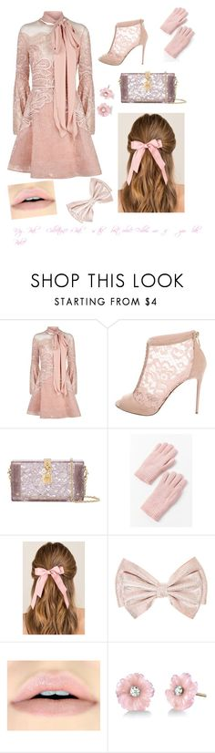 """""""Pink Collection!!! Follow me if you like Pink!!!"""" by ecasady-1 ❤ liked on Polyvore featuring Elie Saab, Dolce&Gabbana, Urban Outfitters, Francesca's and Irene Neuwirth"""