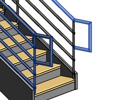 Best Revit Architecture Stair By Sketch Revit Architecture 400 x 300