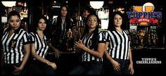"""Las CheerLeaders están esperandote para consentirte!      Yuppie's """"Taste the Passion""""   México City"""