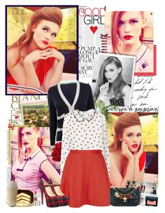 """""""holland roden"""" by mery90 ❤ liked on Polyvore featuring Mode, By Malene Birger, Marni, DKNY, Christian Louboutin, Chanel, SkinCare und NARS Cosmetics"""